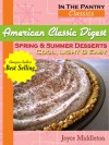 Spring & Summer Desserts (American Classic Digest #2) - Joyce Middleton