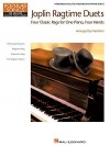 Joplin Ragtime Duets: Four Classic Rags for One Piano, Four Hands - Fred Kern