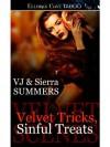 Velvet Tricks, Sinful Treats: 2 (Velvet Scenes) - Sierra Summers, V.J. Summers