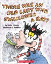 By Lucille Colandro - There Was an Old Lady Who Swallowed a Bat! - Audio (Com/Pap) (2009-09-16) [Audio CD] - Lucille Colandro