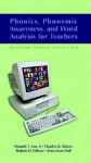Phonics, Phonemic Awareness, and Word Analysis for Teachers: An Online Tutorial Access Card - John Walton Caughey, Charles K. Kinzer