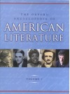 The Oxford Encyclopedia of American Literature, Vol. 1 - Jay Parini
