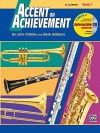 Accent on Achievement, Book 1, B Flat Bass Clarinet - John O'Reilly, Mark Williams