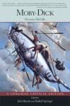 Moby-Dick - Herman Melville, John Bryant, Haskell Springer