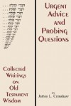 Urgent Advice & Probing Questions - James L. Crenshaw