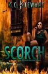 Scorch (The Hailey Holloway Series Book 3) - K.C. Stewart
