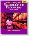 Contemporary Medical Office Procedures - Doris D. Humphrey