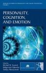Personality, Cognition, and Emotion - Michael W. Eysenck, Malgorzata Fajkowska, Tomasz Maruszewski