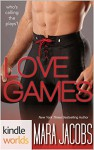 Game For Love: Love Games (Kindle Worlds) - Mara Jacobs