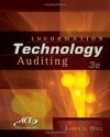 Information Technology Auditing (with ACL CD-ROM) - James A. Hall