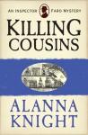 Killing Cousins (An Inspector Faro Mystery No.4) - Alanna Knight
