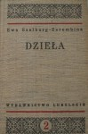 Dzieła Tom 2 - Ewa Szelburg-Zarembina