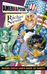 Amerika Psycho: Behind Uncle Sam's Mask of Sanity - Richard Neville
