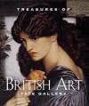 Treasures of British Art: Tate Gallery - Robert Upstone, Nicholas Serota