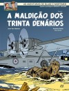 A Maldição dos Trinta Denários: Tomo 2 (Blake e Mortimer, #20) - Jean Van Hamme, Antoine Aubin, Étienne Schréder, Laurence Croix