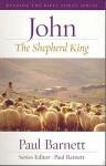 John: The Shepherd King - Paul Barnett