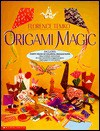 Origami Magic/Book and Origami Paper - Florence Temko