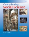 Social Science: Content Reading: Social Science, Level G - 7th Grade - continental press