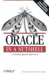 Oracle in a Nutshell: A Desktop Quick Reference - Rick Greenwald, David C. Kreines