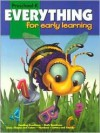 Everything for Early Learning: Pre-School-K [With Stickers] - Landoll Inc.
