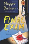 Final Exam - Maggie Barbieri