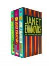 Plum Boxed Set 1 (Stephanie Plum, #1-3) - Janet Evanovich