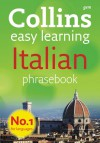 Collins Gem Easy Learning Italian Phrasebook - Collins UK, Collins UK