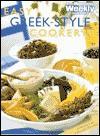 "Easy Greek Cooking (""Australian Women's Weekly"" Home Library) - Maryanne Blacker"