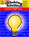 Hands-On Thinking Activities - Centers Through the Year, Grades 4-6 - Vanessa Bredthauer, Jo Ellen Moore, Evan-Moor Educational Publishers
