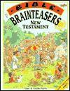 Bible Brainteasers New Testament - Linda Parry