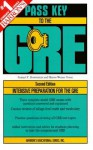 Pass Key to the GRE - Samuel C. Brownstein, Sharon Weiner Green, Mitchel Weiner