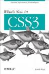 What's New in CSS3 - Estelle Weyl