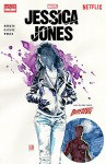 Marvel's Jessica Jones #1 - Michael Gaydos, David Mack, Brian Michael Bendis