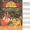 The Lion King Manuscript Paper - Hal Leonard Publishing Company