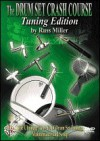 The Drum Set Crash Course, Tuning Edition: The Ultimate How-To of Drum Set Tuning, Maintenance, and Setup, DVD - Russ Miller