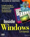 Inside Windows (Platinum Edition) - Jim Boyce, Forrest Houlette, Bruce Hallberg