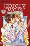 Library Wars: Love & War, Vol. 8 - Kiiro Yumi