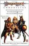 "Dragonlance Chronicles: ""Dragons of Autumn Twilight,"" ""Dragons of Winter Night,""""dragons of Spring (TSR Fantasy) - Margaret Weis, Tracy Hickman"