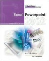 The Advantage Series: PowerPoint 2002- Introductory - Sarah Hutchinson Clifford, Glen J. Coulthard