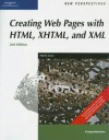 New Perspectives on Creating Web Pages with HTML, XHTML, and XML, Comprehensive - Patrick Carey