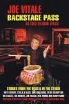 Backstage Pass: Written By Susie Vitale - Susie Vitale, Joe Vitale
