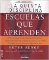 Escuelas que aprenden - Peter M. Senge, Nelda Cambron-Mccabe, Timothy Lucas