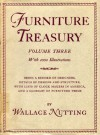 Furniture Treasury, Vol. 3 - Wallace Nutting, Ernest John Donnelly