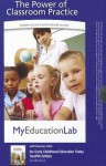 MyEducationLab Pegasus with Pearson eText -- Standalone Access Card -- for Early Childhood Education Today - George S. Morrison