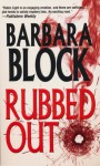 Rubbed Out (Robin Light) - Barbara Block