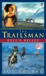 Hell's Belles (The Trailsman #277) - Jon Sharpe, John Edwards Ames