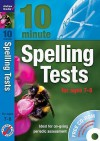 Ten Minute Spelling Tests for Ages 7-8 - Andrew Brodie