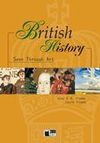 British History Seen Through Art [With CD (Audio)] - Gina D.B. Clemen, Laura Stagno