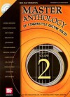 Master Anthology of Fingerstyle Guitar Solos Volume 2 [With CD] - Mel Bay
