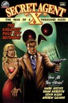 "Secret Agent ""X"" Volume 1 - Andrew Salmon, Mark Justice, Brian Meredith, Kevin Olsen, Rob Davis"
